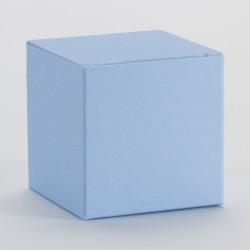 Cube bleu Buromac