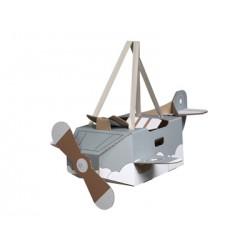 Mr Tody - Kartonnen Vliegtuig
