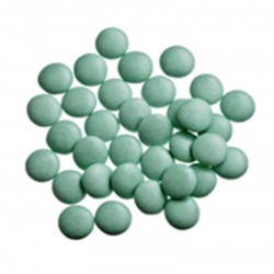Watergroene mini smarties