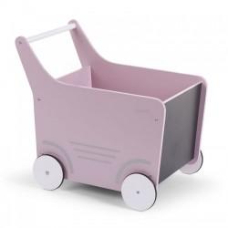 Loopwagentje Roze
