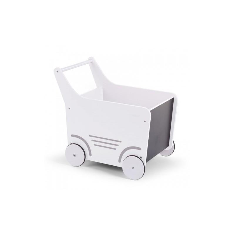 Loopwagentje Wit