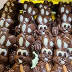 Paascaracque Melkchocolade - Haas