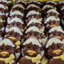 Paascaracque Melkchocolade Kuiken