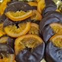 Sinaasappelschijven