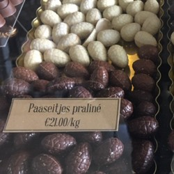 Passeitjes Praliné