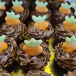 Wortel Cupcake