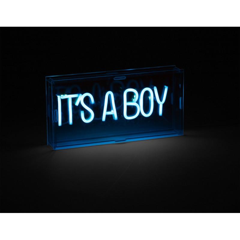 Neon Licht - It's a Boy dark