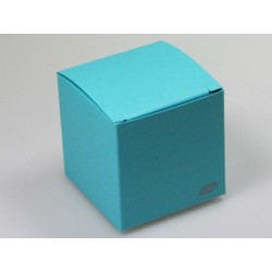 Cube turquoise BB