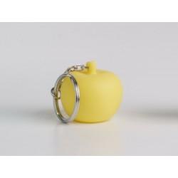 Pom Soft Yellow sleutelhanger