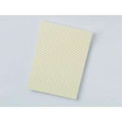 Pom Soft Yellow A4 blad