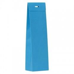 Hoge tas azuurblauw Buromac
