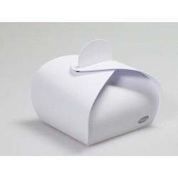 Boîte Bonbon blanc BB