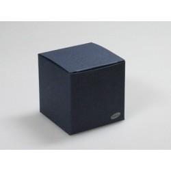 Cube bleu-nuit BB