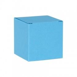 Cube azuurblauw Buromac