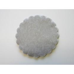 Polytulle licht grijs