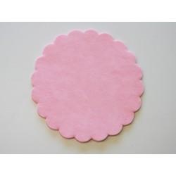 Polytulle licht roze