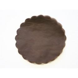 Polytulle donker bruin