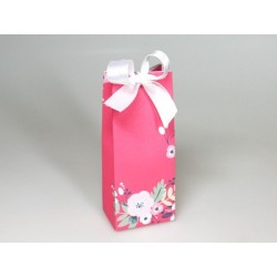 Sachet Haut bloem corail Betty