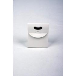 Klein tasje wit (blinkend) M
