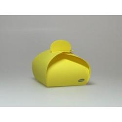 Boîte Bonbon jaune BB