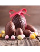 De lekkerste paaseitjes , figuurtjes en paaschocolaatjes bij Doopsuiker Van den Brande in Emblem bij Lier